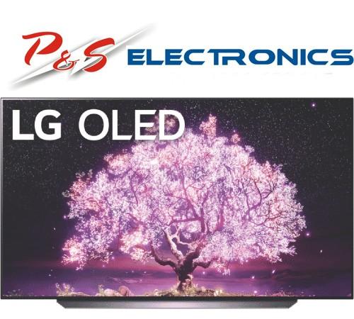 """LG 65"""" C1 4K UHD Self Lit OLED Smart TV_OLED65C1PTB.CTN"""